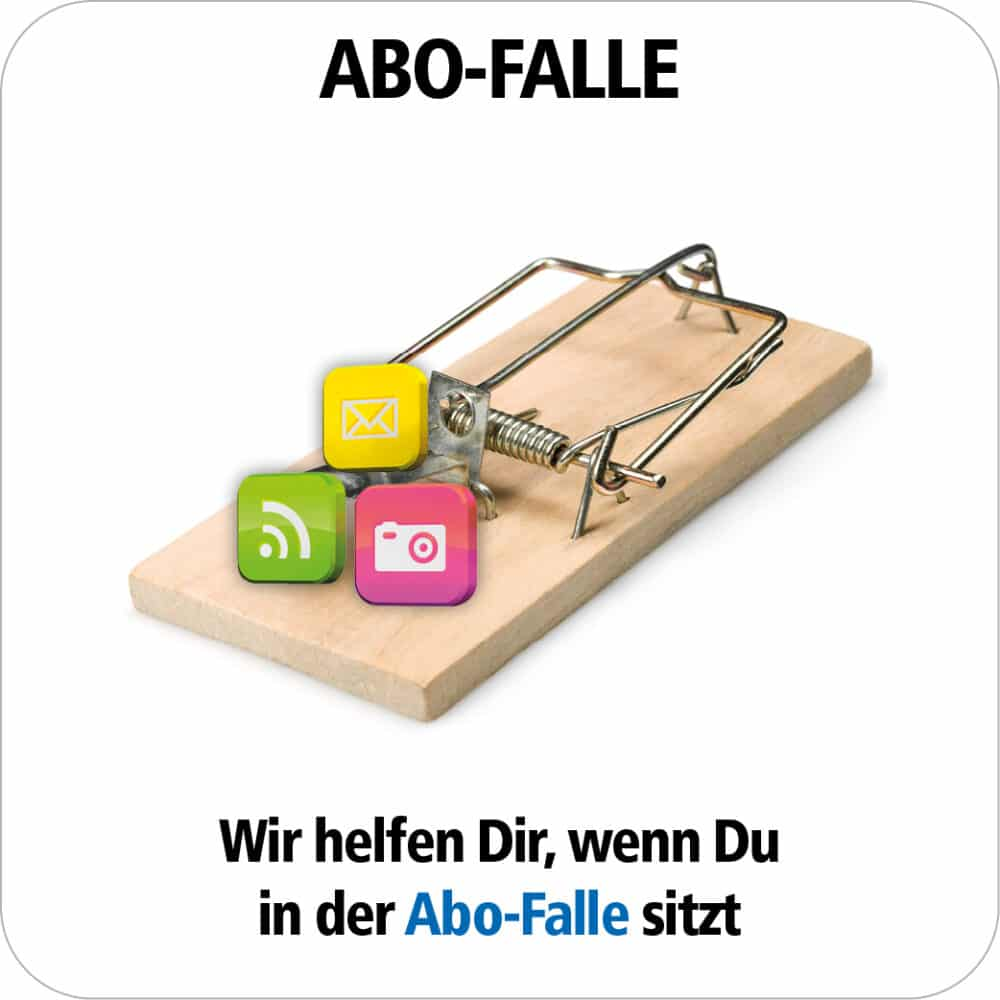 Handy Abofalle - Wir helfen Ihnen diese zu erkennen